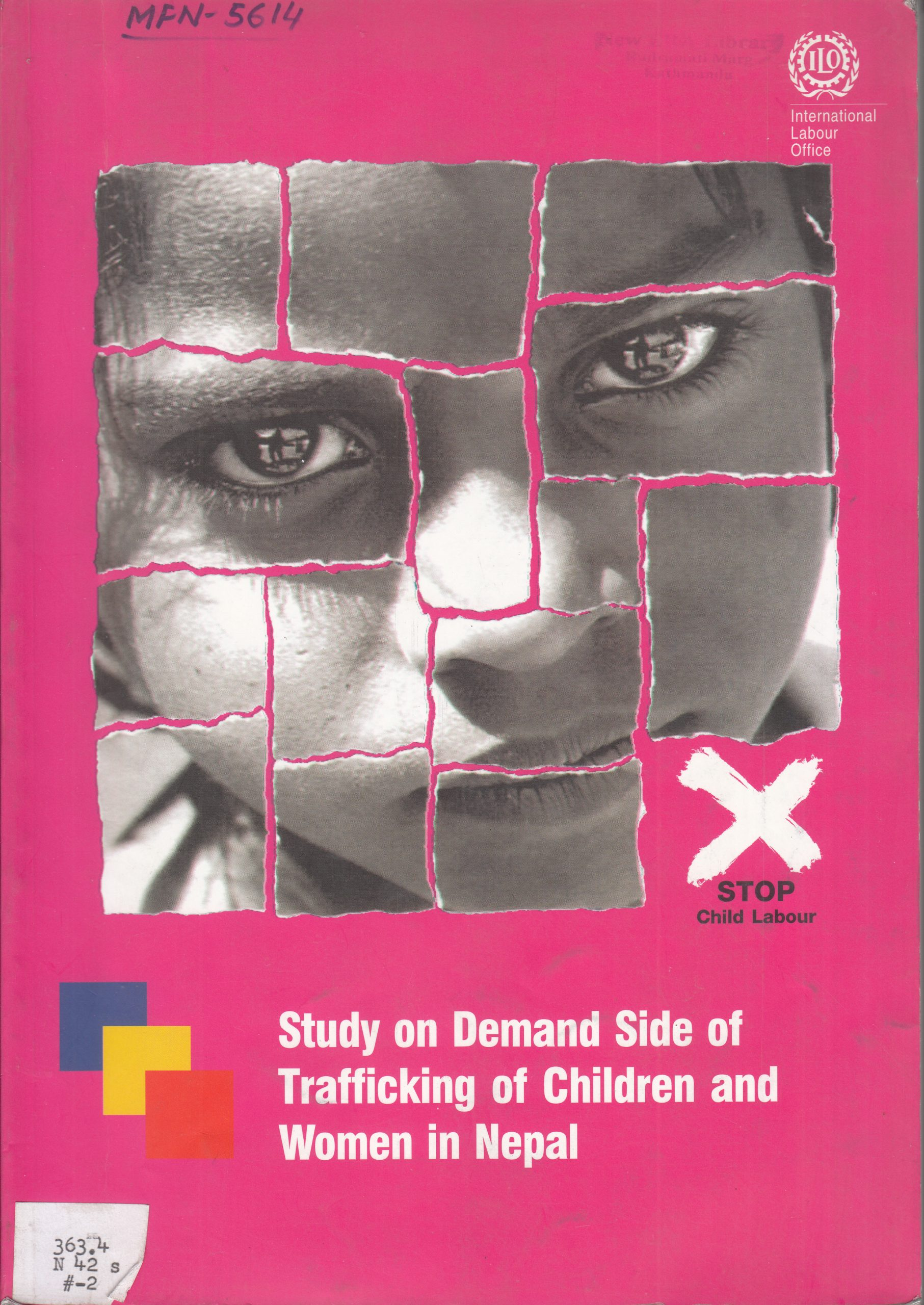 Study on Demand Side of Trafficking of Children and Women in Nepal