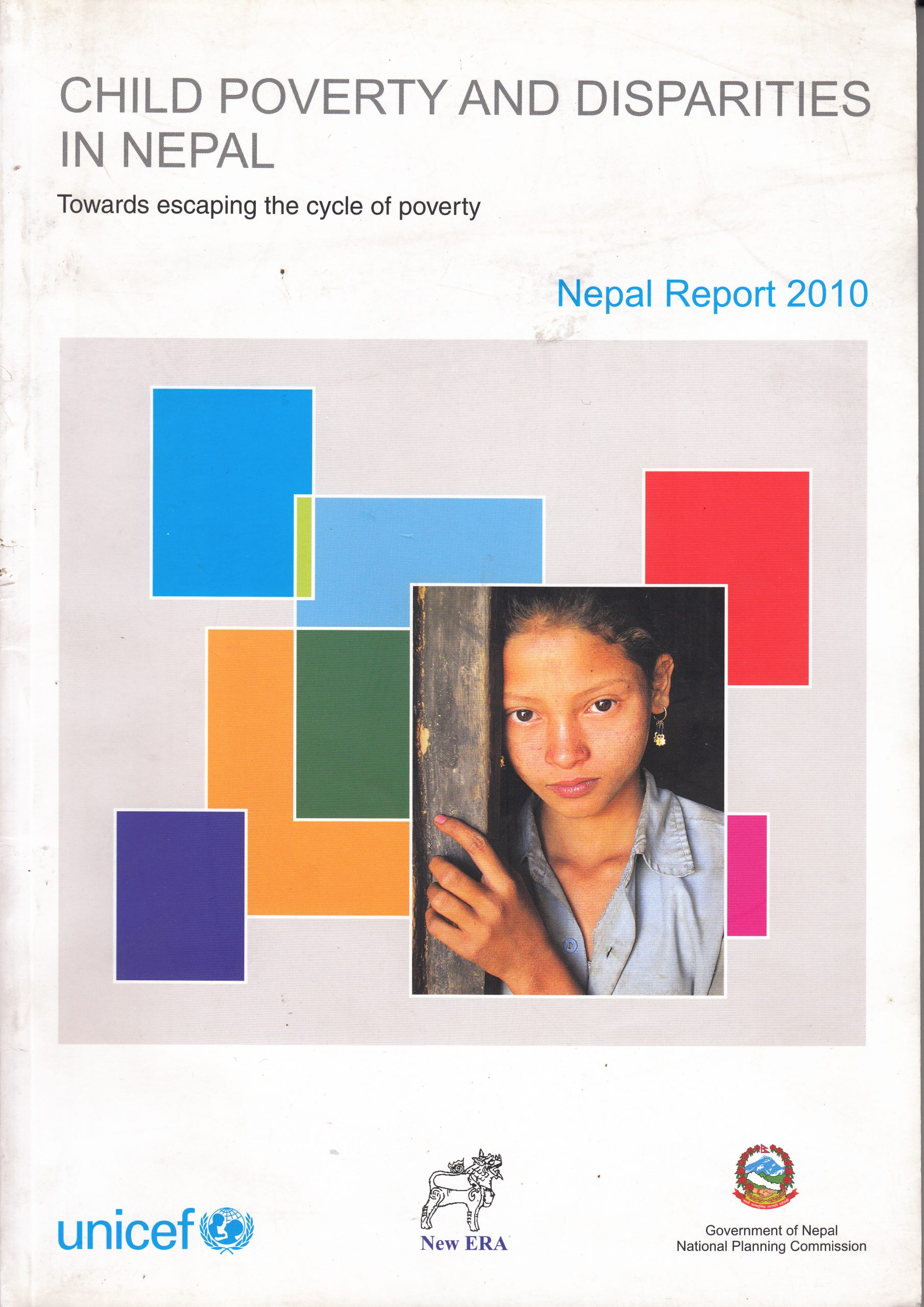 Child Poverty and Disparities in Nepal