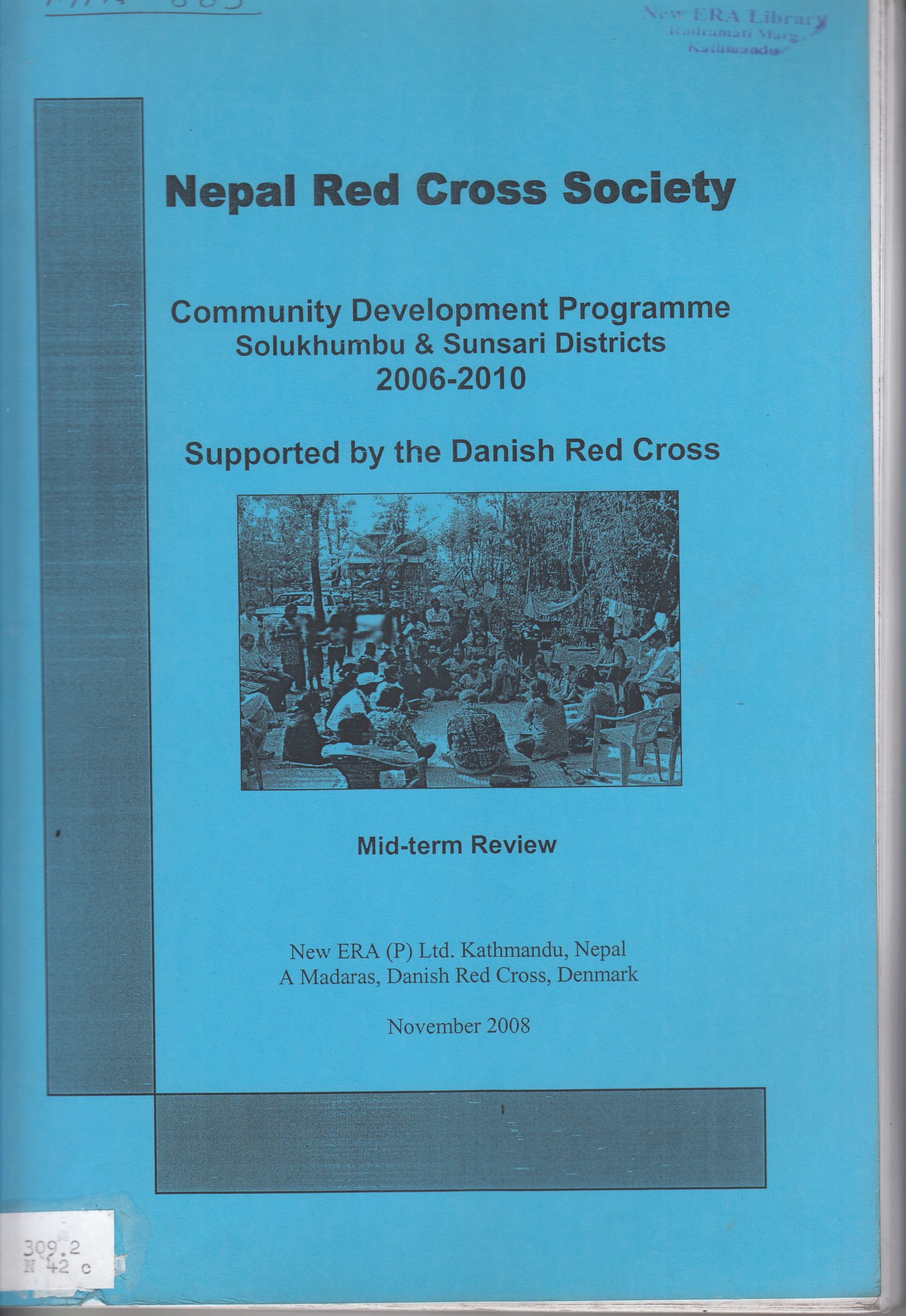 Community Development Programme in Solukhumbu and Sunsari Districts 2006-2010 – Mid-term Review